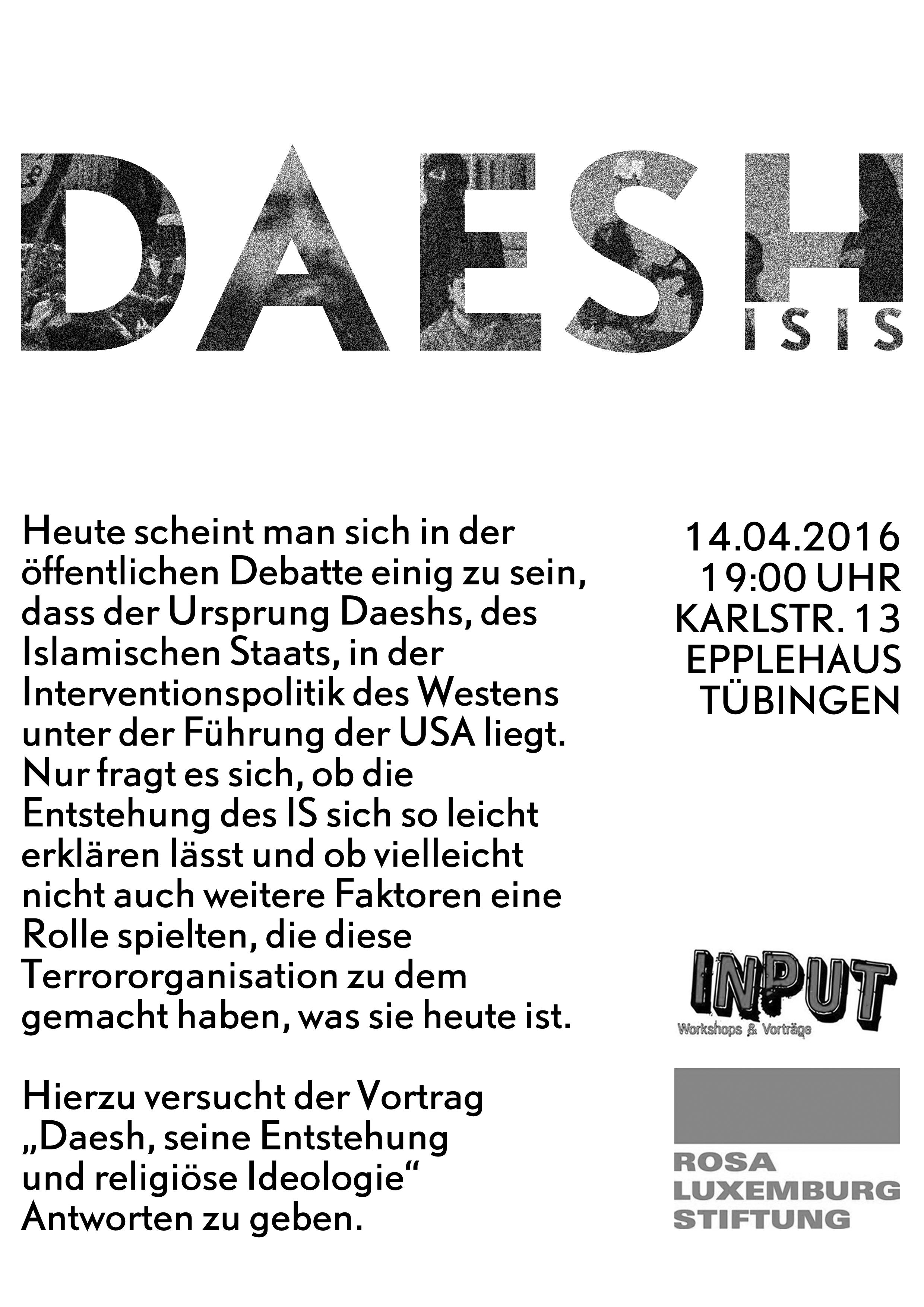 IS-Vortrag